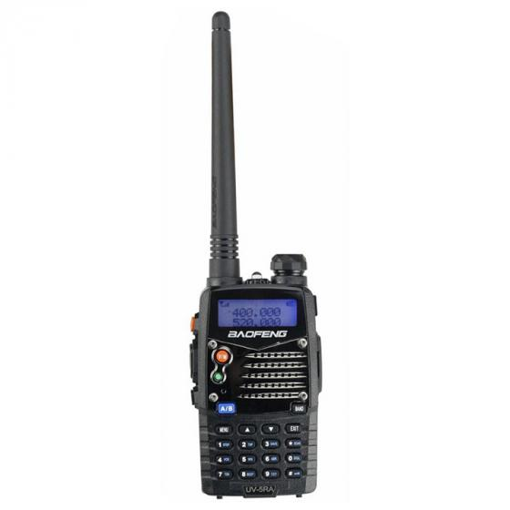 BaoFeng UV-5RA Dual Band Two Way Radio Ham handheld Walkie Talkie
