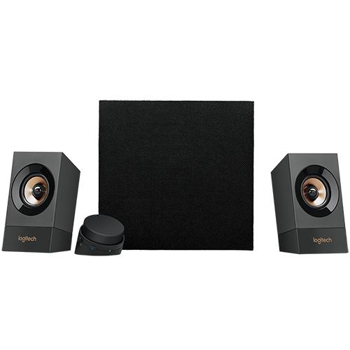 Logitech Z537 Powerful Sound with Bluetooth 2.1 Speaker System for PC, Tablet, or Smart Phone