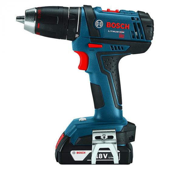 Bosch DDB181-02 18-Volt Compact Tough Drill/Driver Kit