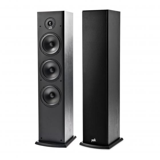 Polk Audio T50 Home Theater and Music Floor Standing Tower Speaker