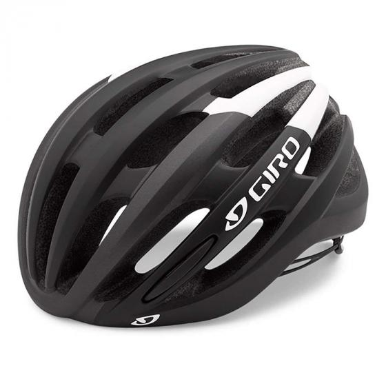 Giro Foray Helmet, Matte Black/White, Medium