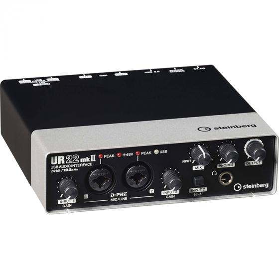 Steinberg UR22 MKII 2-Channel USB Interface