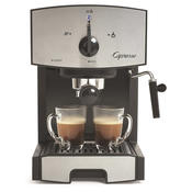 Capresso EC50 117.05 Stainless Steel Pump Espresso and Cappuccino Machine
