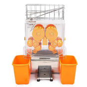 BestEquip Commercial Auto Feed Orange Juicer