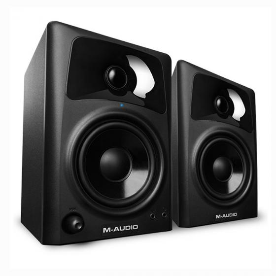 M-Audio AV42 Compact Studio Monitor Speakers with 4-inch Woofer (Pair)