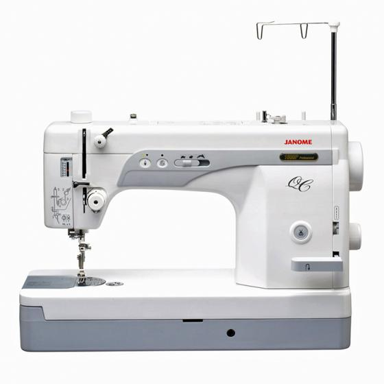 Janome 1600P-QC Straight-Stitch Machine