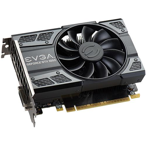 EVGA GeForce GTX 1050 GAMING, 2GB GDDR5, DX12 OSD Support (PXOC) Graphics Card (02G-P4-6150-KR)