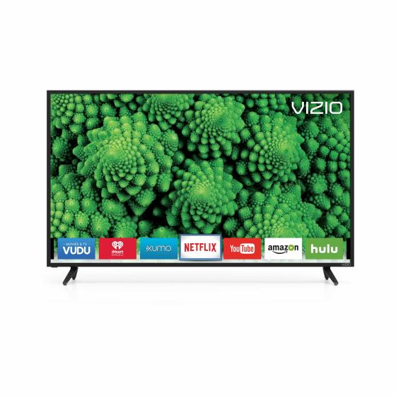 VIZIO D-series (D50f-E1) LED Smart HDTV
