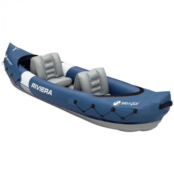 Sevylor Riviera Inflatable Two Person Kayak