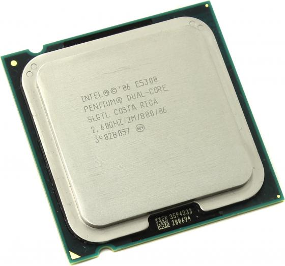 Intel Pentium E5300 AT80571PG0642ML 2.60ghz 2mb Cache 800mhz Lga775 Processor
