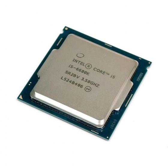 Intel Core i5-6600K Quad-core 3.50 GHz Socket H4 LGA-1151 Processor