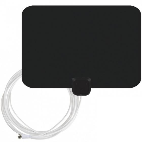 1byone Amplified HDTV Antenna Detachable Amplifier Signal Booster
