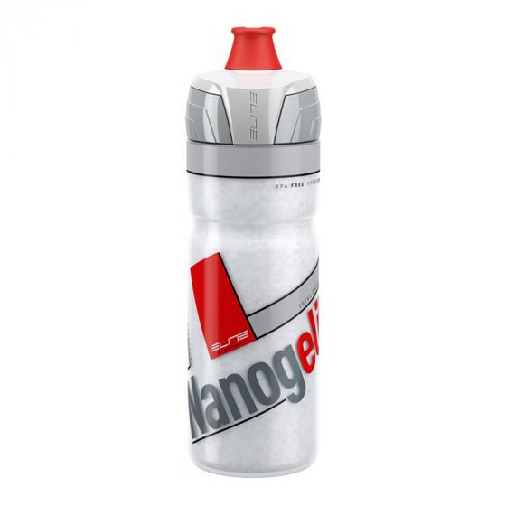Elite Nanogelite Thermal Bicycle Water Bottle - 500 ml