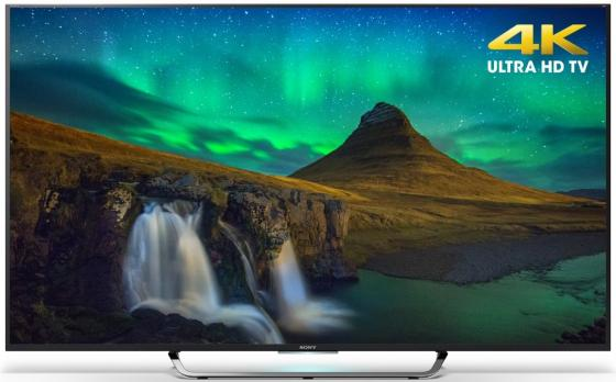 Sony XBR55X850C 4K Ultra HD 3D Smart LED TV (2015 Model)