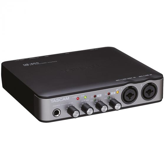 Tascam US-200 USB 2.0 Audio Interface