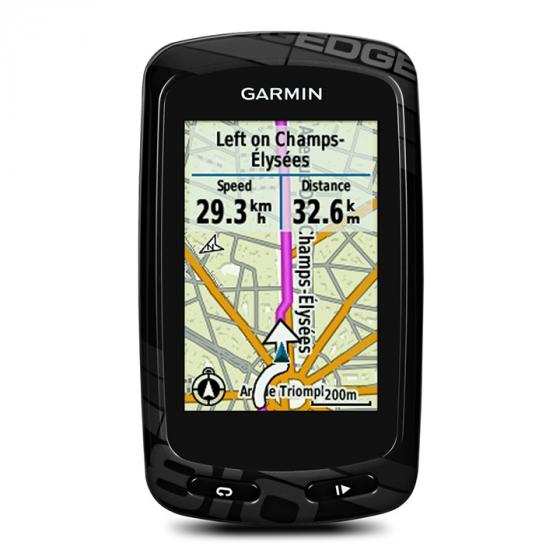 Garmin Edge 810 Bike GPS