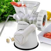 F&W Kitchen Basics 3-In-1 Meat Grinder and Vegetable Grinder / Mincer