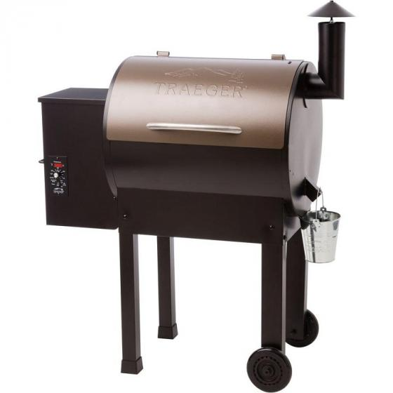 Traeger TFB42LZBC Lil Tex Elite Pellet Grill and Smoker