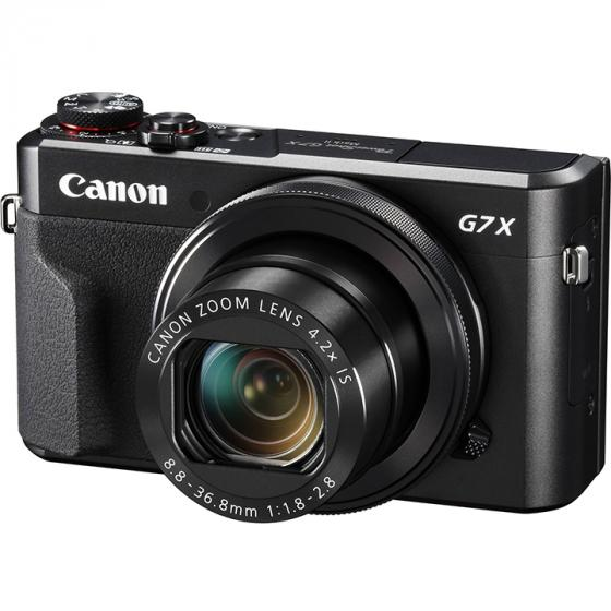 Canon PowerShot G7 X Mark II Digital Camera w/1 Inch Sensor and tilt LCD screen