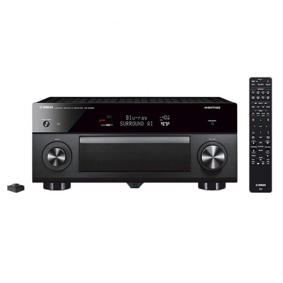 Yamaha RX-A2080 AVENTAGE 9.2-Channel AV Receiver - Black