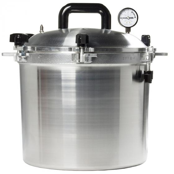 All American 921 Pressure Cooker Canner