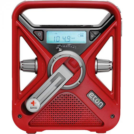 Eton FRX3+ American Red Cross Emergency NOAA Weather Radio