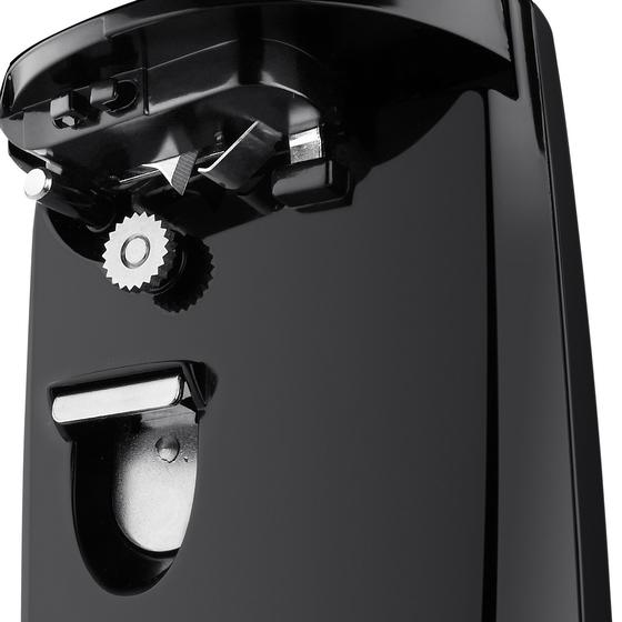 BLACK+DECKER EC475B Extra-Tall Electric Can Opener with Knife Sharpener