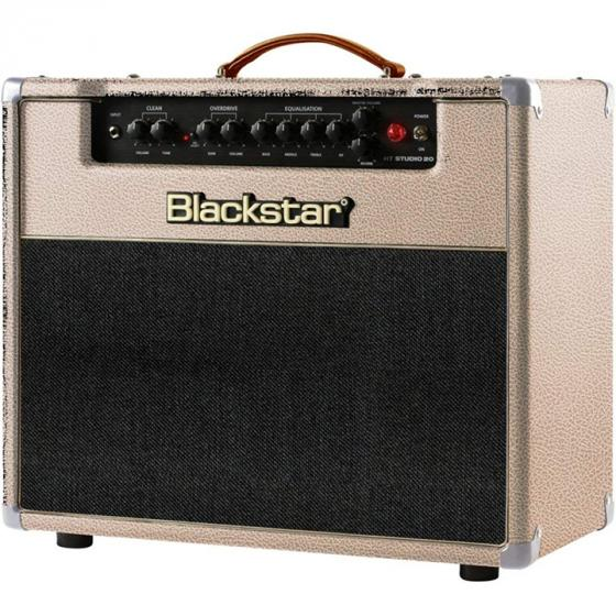 Blackstar HT Studio 20 20W Tube Guitar Combo Amp Bronco Tan