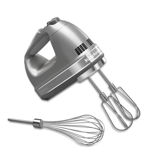 KitchenAid KHM7210CU 7-Speed Digital Hand Mixer