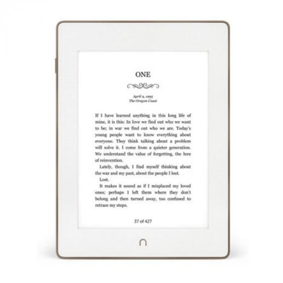 Barnes & Noble NOOK GlowLight Plus (BNRV510) Waterproof & Dustproof