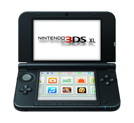 Nintendo 3DS XL Handheld Console