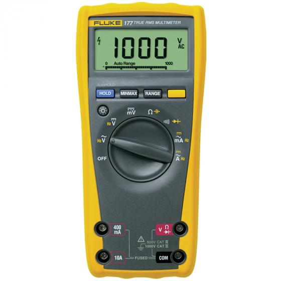 Fluke 177 with NIST Calibration