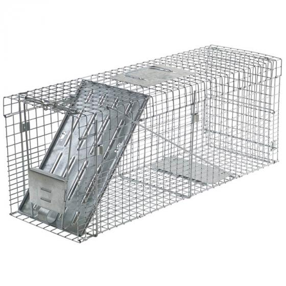 Havahart 1089 Collapsible One-Door Live Animal Cage Trap