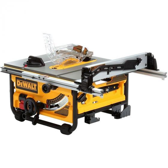 DEWALT DWE7480 ompact Job Site Table Saw