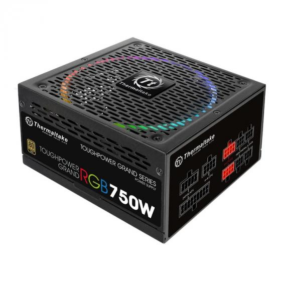 Thermaltake TOUGHPOWER GRAND RGB 750W Fully Modular Power Supply