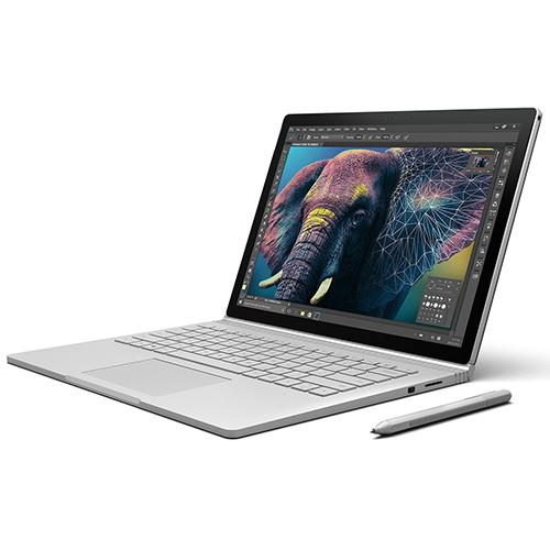 Microsoft Surface Book (CR9-00013) with Windows 10 Anniversary Update