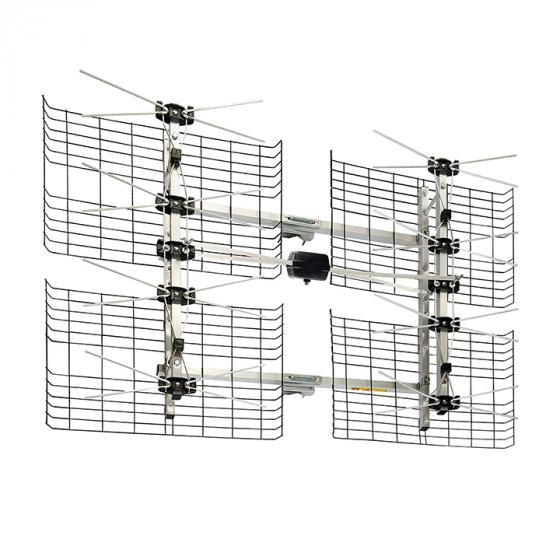 Antennas Direct DB8 8-Element High Gain Bowtie TV Antenna