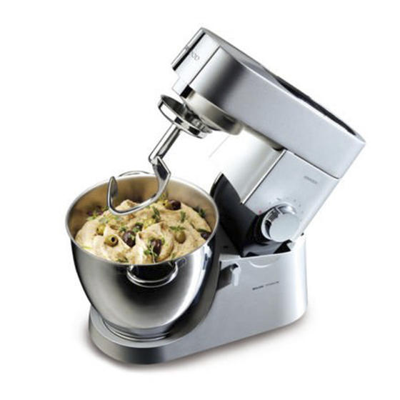 Kenwood KM020 Titanium Major Stand Mixer