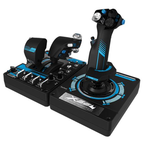 Saitek X56 Pro Rhino H.O.T.A.S. Video Game Flight Controller