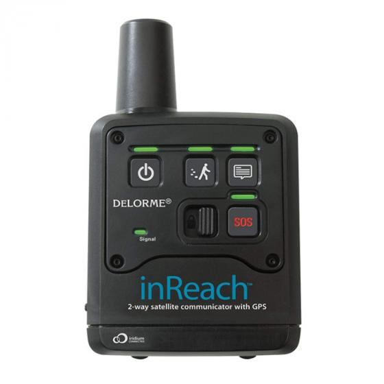 Delorme InReach (AG-008373-201) Two-Way Satellite Communicator for Android OS