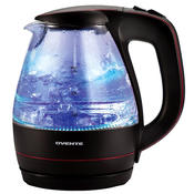 Ovente KG83B Glass Cordless Electric Kettle