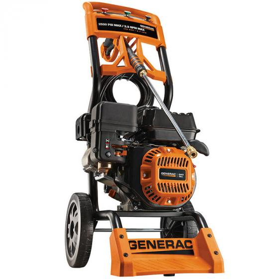 Generac 6596 Gas Powered Residential Pressure Washer