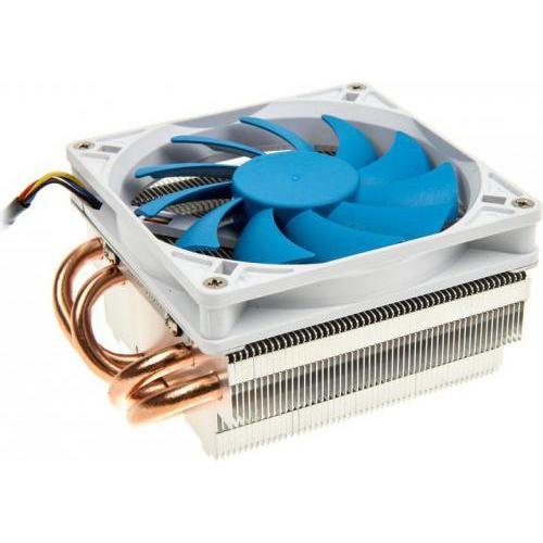 SilverStone AR06 Low-Profile Heatsink CPU Cooler with 92mm PWM Fan