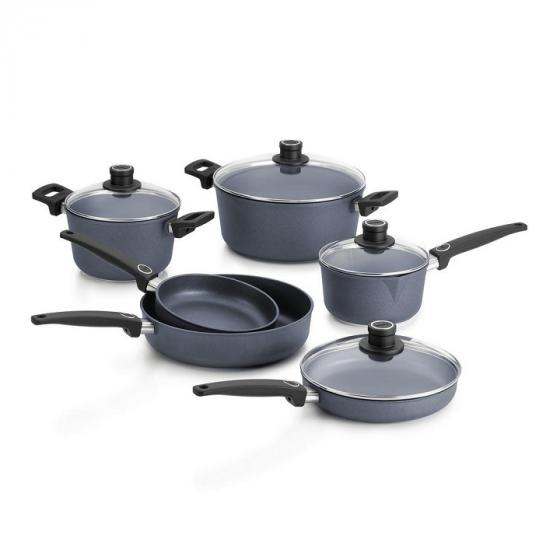 Woll Diamond Lite WSET10DP 10-Piece Cookware Set