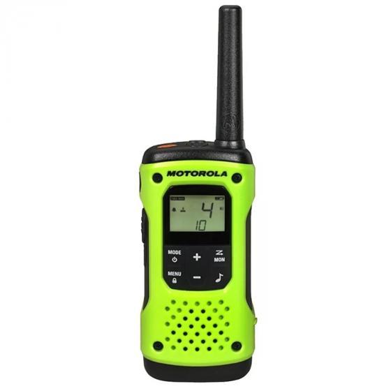Motorola Talkabout T600 Two-Way Radio 2-Pack Set Walkie Talkies Rechargeable