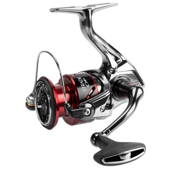 Shimano Stradic Ci4+ (STCI42500FB) Spinning Fishing Reel With Front Drag