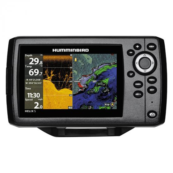 Lowrance Hook-5 vs Humminbird Helix 5 (410220-1)  Which is the Best