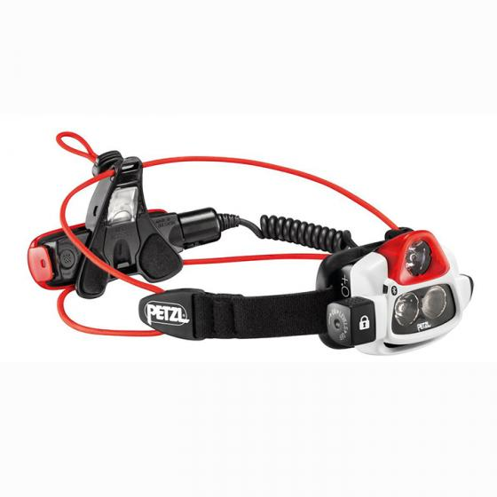 Petzl NAO+ Headlamp, 750 Lumens, Bluetooth Enabled