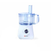 Alpina SF-4018 Multi-Function Food Processor with Citrus Juicer for 220/240 Volt Countries