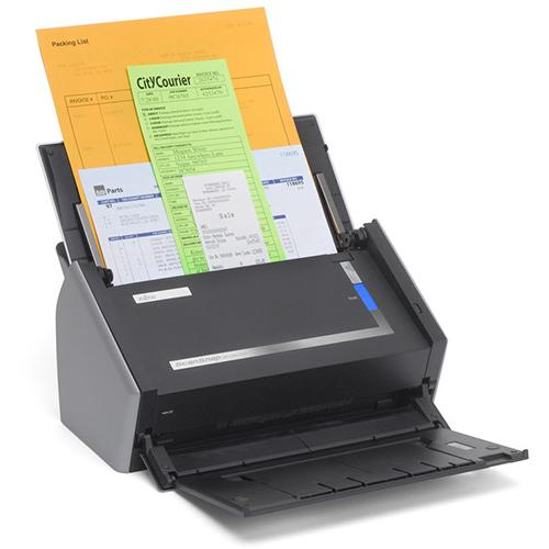 Fujitsu S1500 ScanSnap Deluxe Bundle Sheet-Fed Scanner